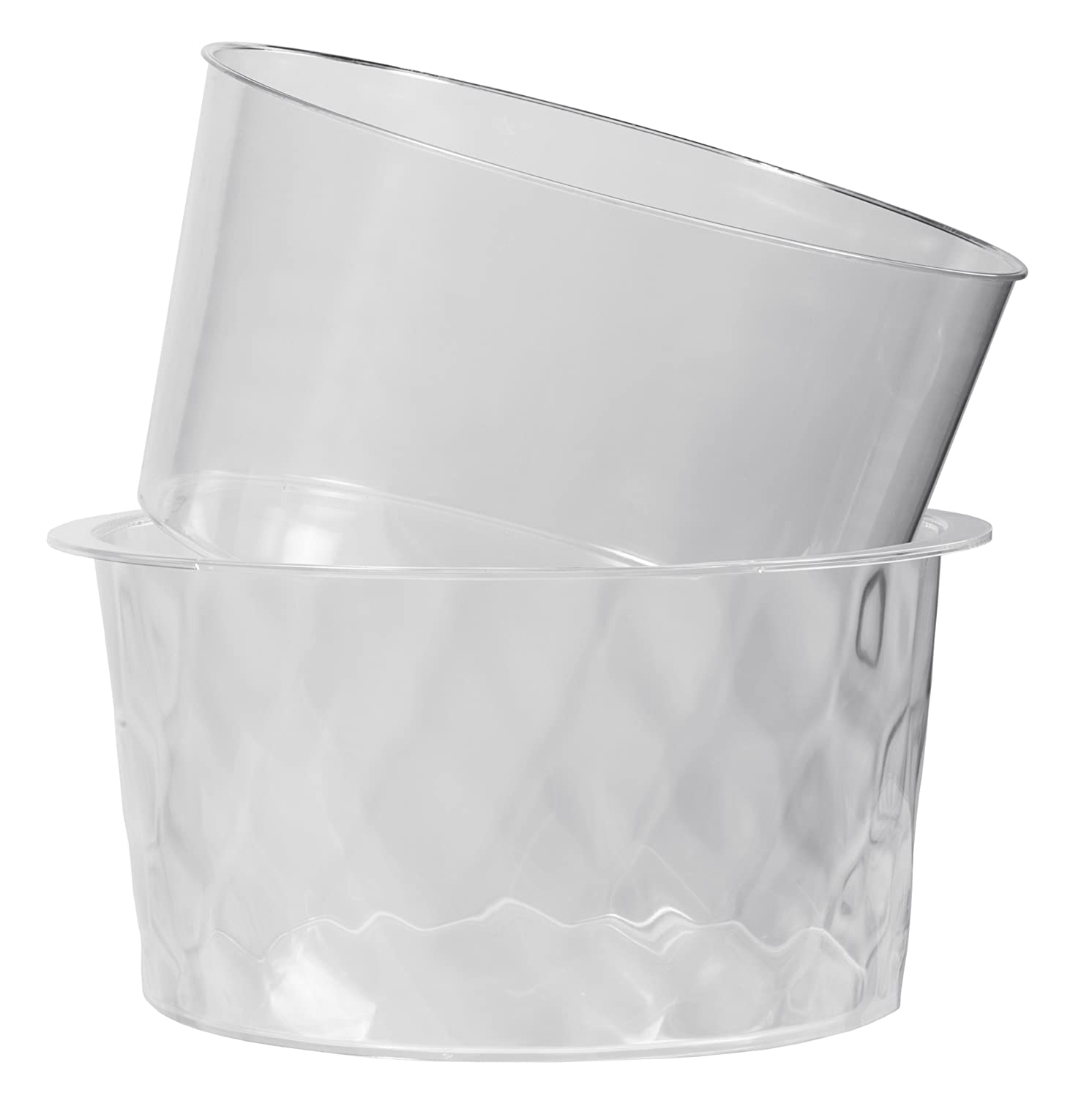 Creative Bath 6-Gallon Insulated Tub INS-TUBCLR
