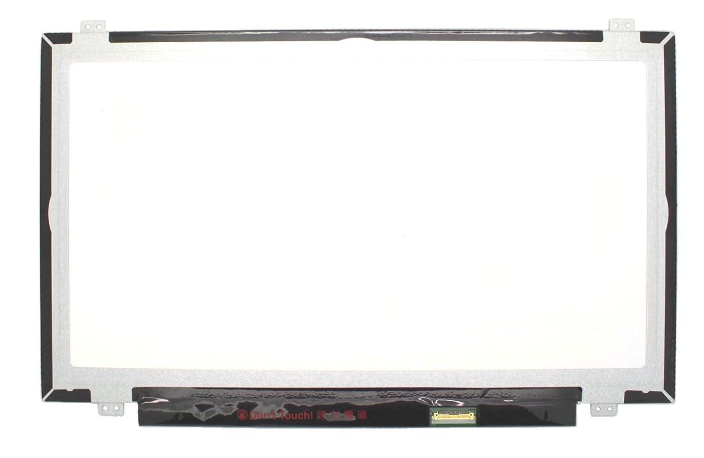 For LENOVO YOGA 3 FRU 04X5916IBM 4X0626 SD10G56664 E450IBM THINKPAD E460 20ETIBM T440P T450S X1 CARBON 20FB003TUK Y40-80 Flex 2 14 Series FLEX 2-14 14.0 Laptop Screen FHD 30 Pin eDP IPS