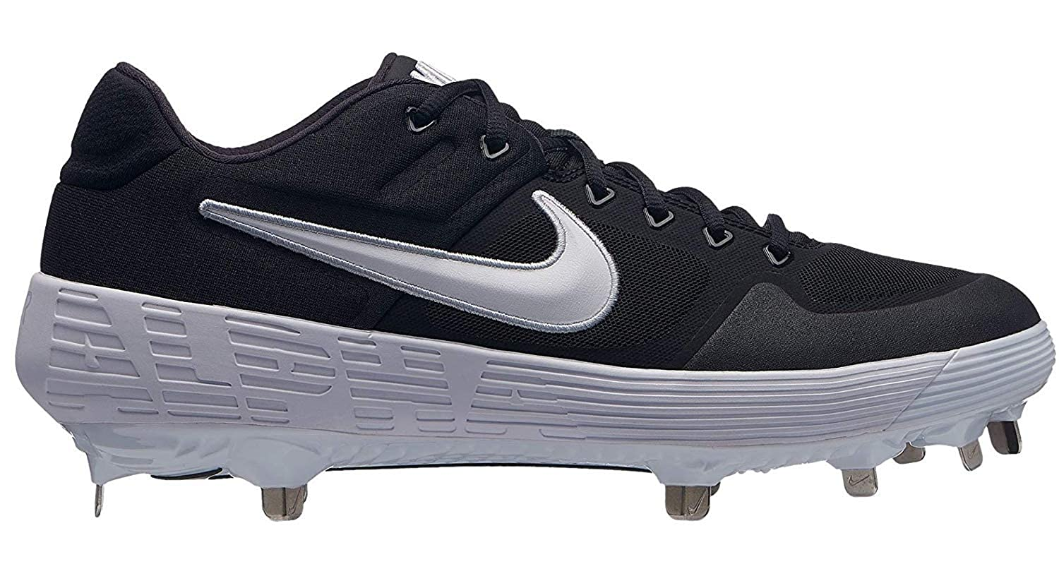 new concept 66994 cfe71 Amazon.com   Nike Men s Alpha Huarache Elite 2 Baseball Cleats   Baseball    Softball