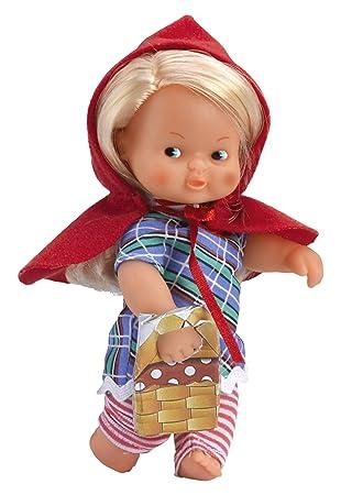 Doll Cappuccetto Barriguitas Siempre il lupoAmazon Famosa rosso e De PkXZuTOi