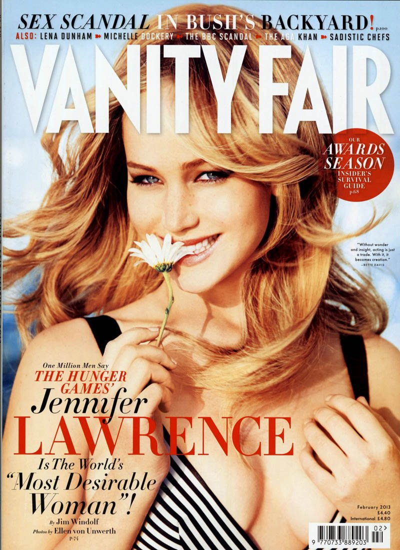 Vanity Fair United Kingdom [Jahresabo]