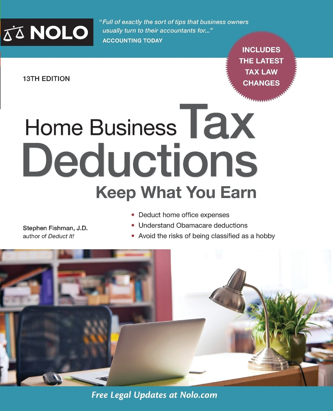 Amazon.com: Home Business Tax Deductions: Keep What You Earn ...