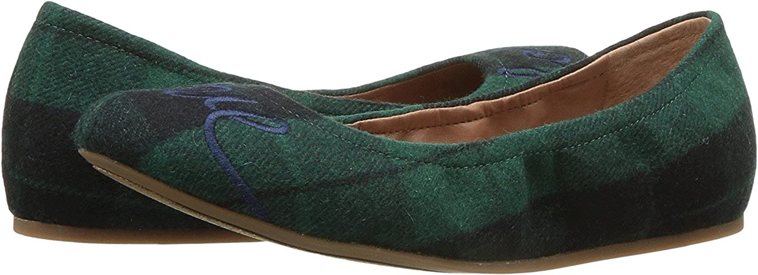 ED by Langston Ellen Frauen Langston by Leder Ballerinas, Flach 75415d