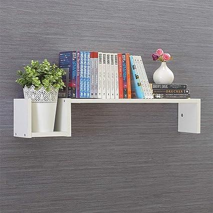 XQY Home Bedroom Bookcase Bookshelf Wall Mounted Modern Minimalist Creative  Living Room Tv Cabinet Wall