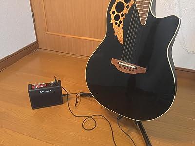 自宅練習に最適なギターアンプ