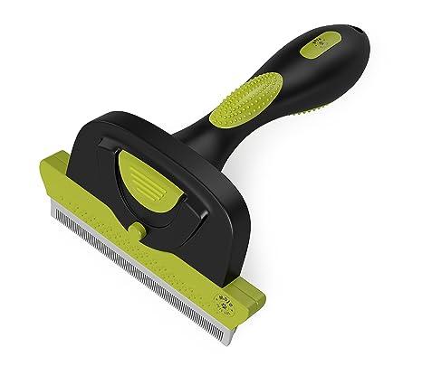 Cepillo para pelo de perro y gato, la mejor herramienta para quitar el pelo muerto, ...