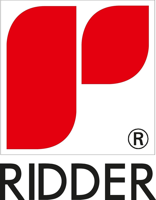 RIDDER 130380 Duschvorhang Folie ca 180 x 200 cm Retro