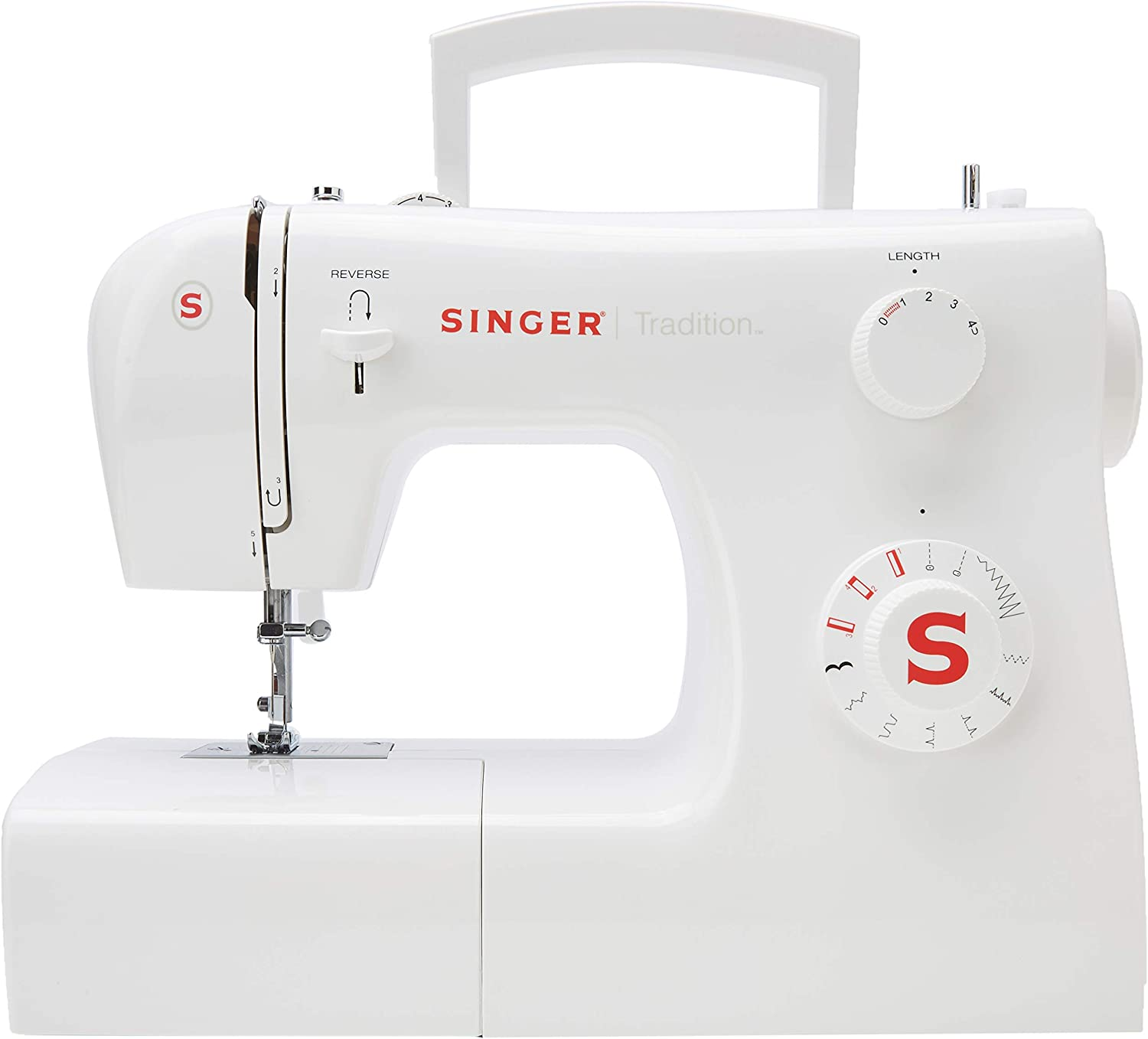 Maquina coser singer tradition