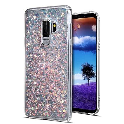 KunyFond Funda Compatible Samsung Galaxy S9 Plus,Carcasa ...