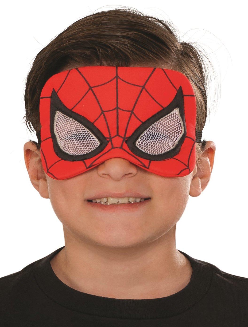 Spiderman Plush Eye mask Rubies - Domestic 32274_NS