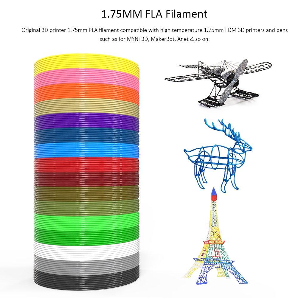 Filamento Impresión 3D, Meterk Filamento Impresora PLA 3D ...