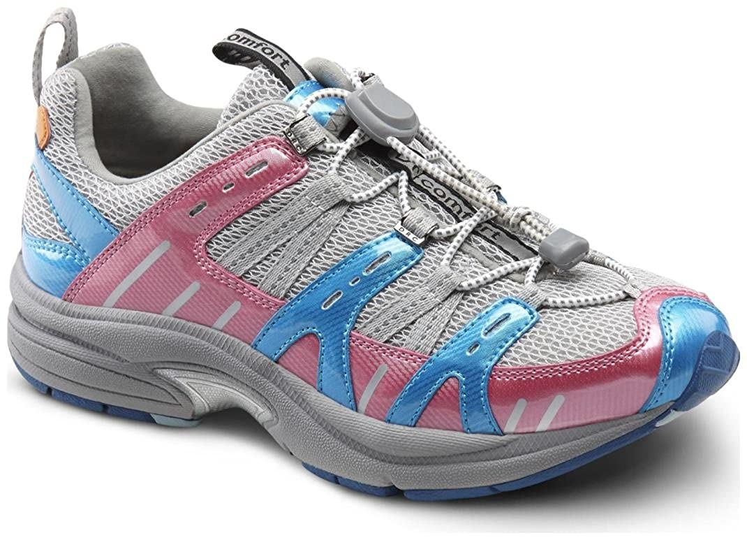 Comfort Womens Refresh Berry Diabetic Athletic Shoes Dr