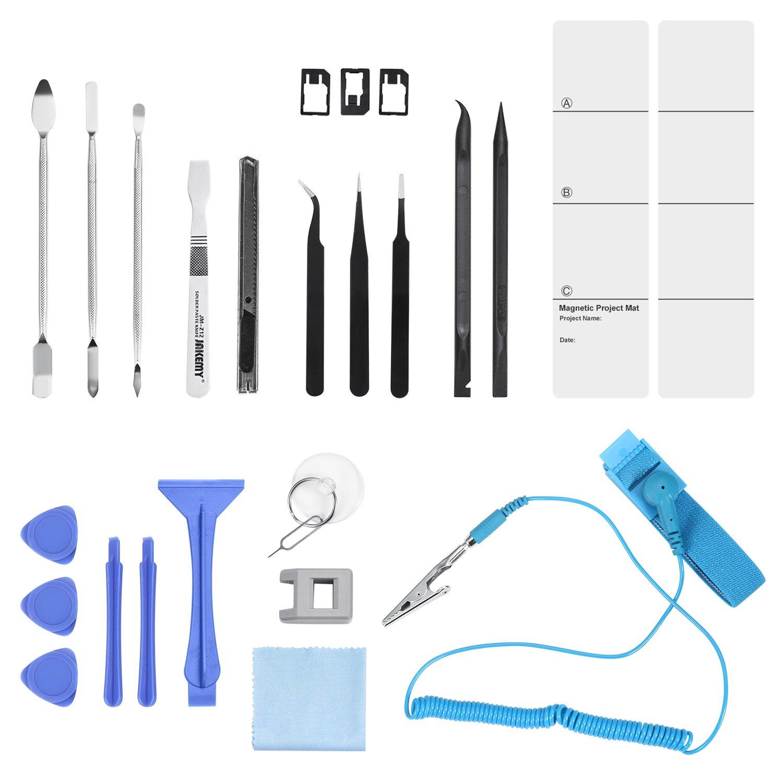 Kit Tournevis Magn/étique 86 en 1 Lunettes Mini Tournevis Outils de R/éparation pour iPhone 7 Macbook Pro PS4 etc Oria Tournevis Precision