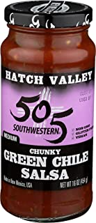 product image for 505 Southwestern, Salsa Chunky Chile, 16 Ounce