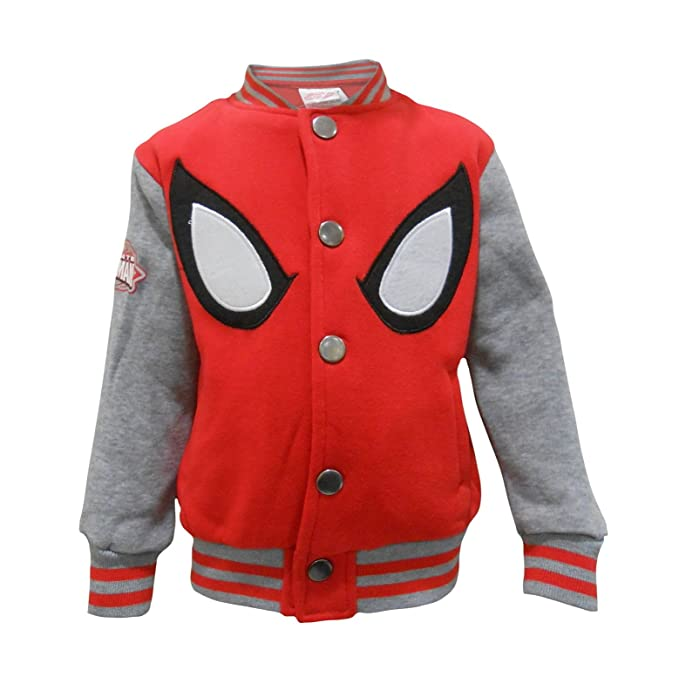 Hunter Los De Man Spider Chaqueta Béisbol Ultimate Price Marvel v8rSvx
