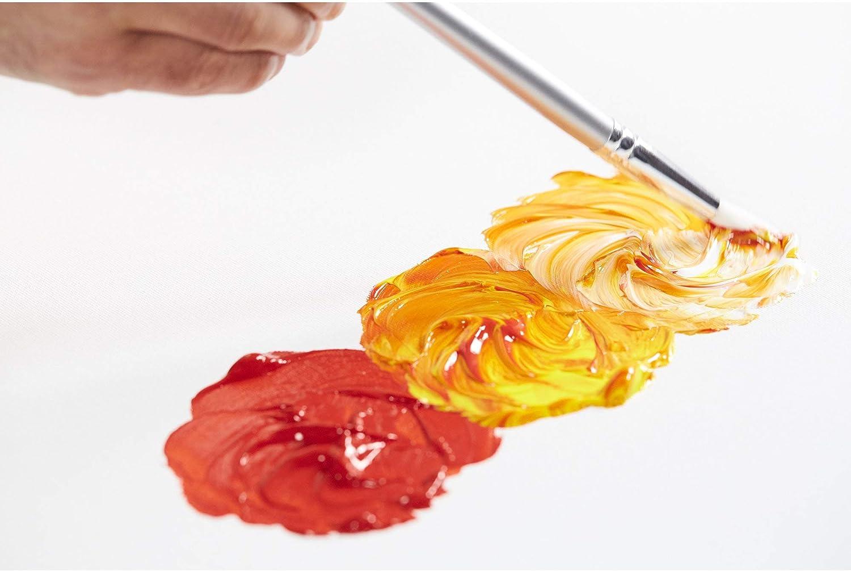 1 Liquitex Basics Paint Brush Filbert No