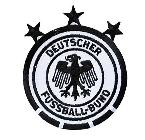 Amazon Germany Soccer Shield Patch Wstar Clothing
