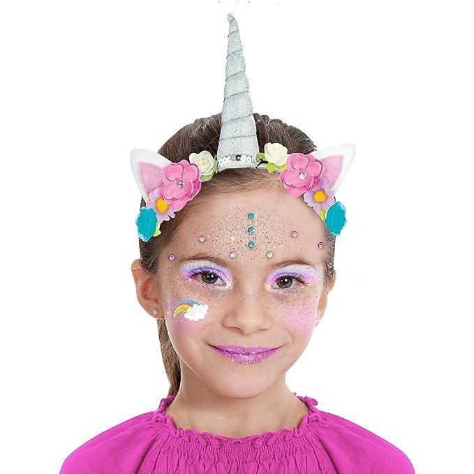Amazon.com Almar Sales Company INC Unicorn Makeup Kit for