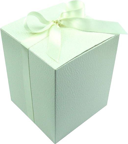 Caja regalo, 120 x 120 x 150 mm Caja de cartón, 1 pieza, paquetes ...