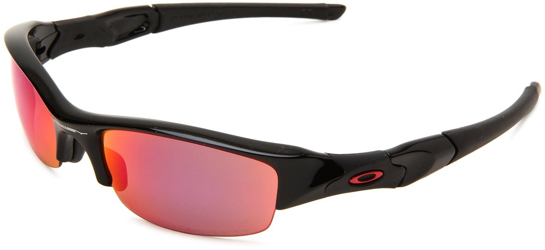efb94366ea6 Oakley Men s Flak Jacket Sunglasses 26-219  Oakley  Amazon.co.uk  Shoes    Bags