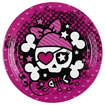 Amscan - Cubertería para fiestas (RM552573): Amazon.es: Juguetes y juegos