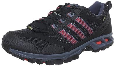 adidas Kanadia 5 tr GTX m G97332, Herren Laufschuhe, Schwarz (Black 1/