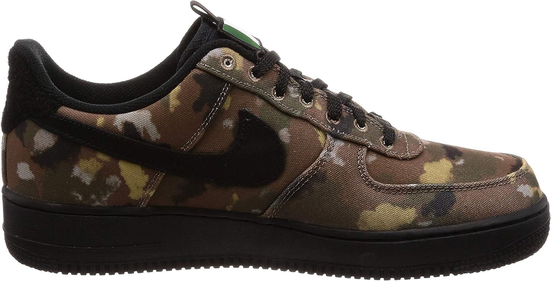 Nike Men's's Air Force 1 '07 Fitness Shoes Multicolour (Ale