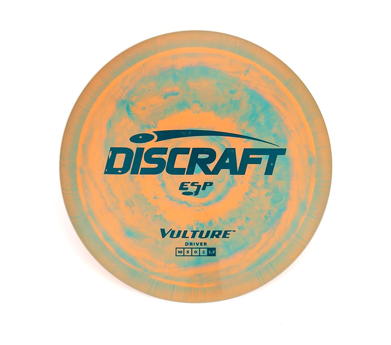 Discraft ESPコンドル距離ドライバーゴルフディスク[ Colors May Vary ] B07D1SHTZD  175-176g