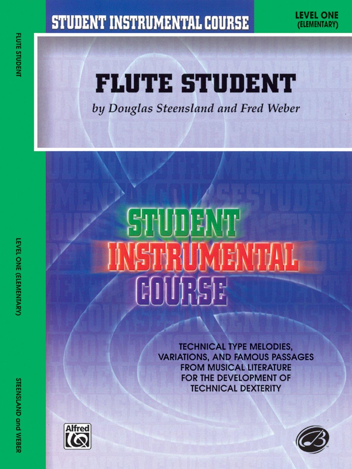 Student Instrumental Course Flute Student: Level I
