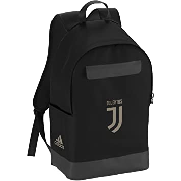 46b9374d2300 Adidas Unisex Adult Juve Backpack - Black Clay