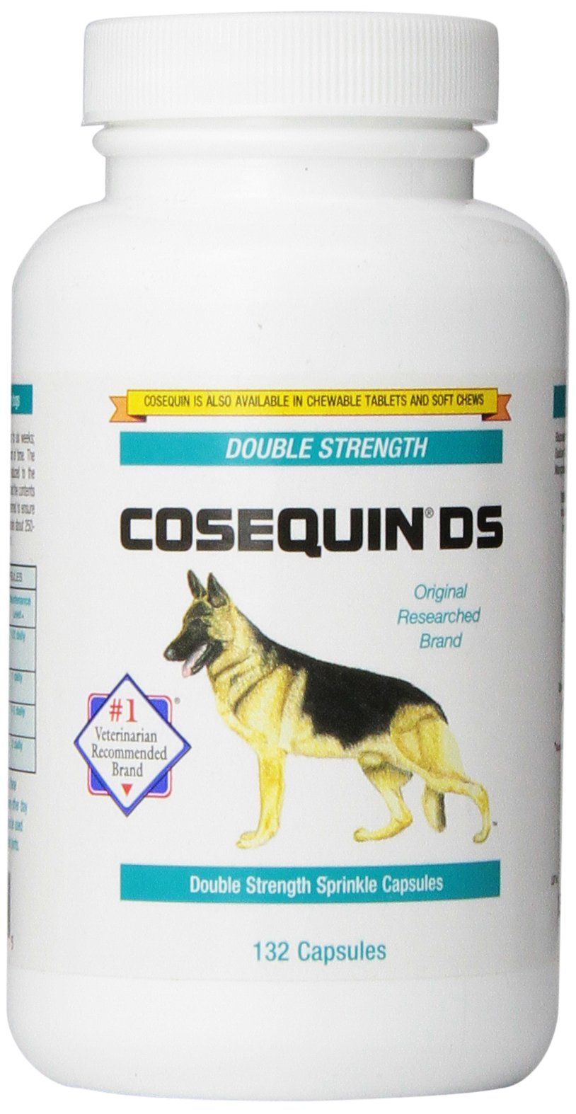 Nutramax Cosequin DS Double Strength Capsules, 132 Count