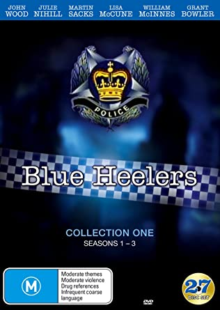 Blue Heelers Collection 1