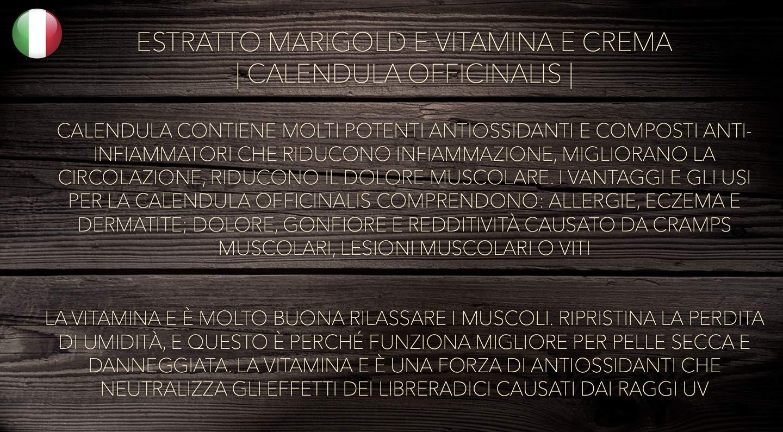 Amazon.com : Alpi Fresh Cream with Calendula Extract and Vitamin E - Moisturizes and Regenerates the Skin 250ml : Beauty