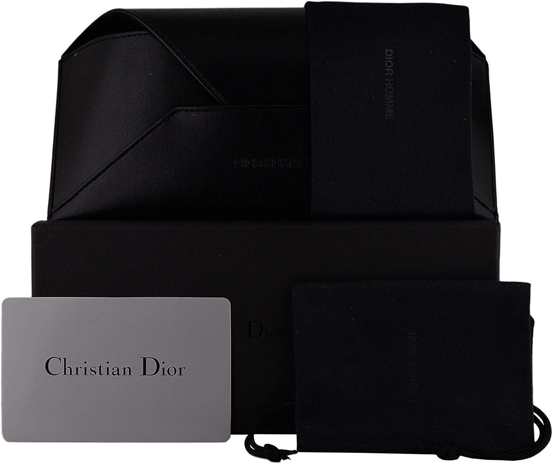 Christian Dior Homme Dior0205S Gafas De Sol Negro Y Fuchsia Con Lentes Rosado 59mm 3MR01 0205S Dior0205/S 0205/S: Amazon.es: Ropa y accesorios