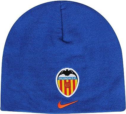 Gorro oficial Valencia CF (La Liga) (100% acrílico): Amazon.es: Ropa y accesorios