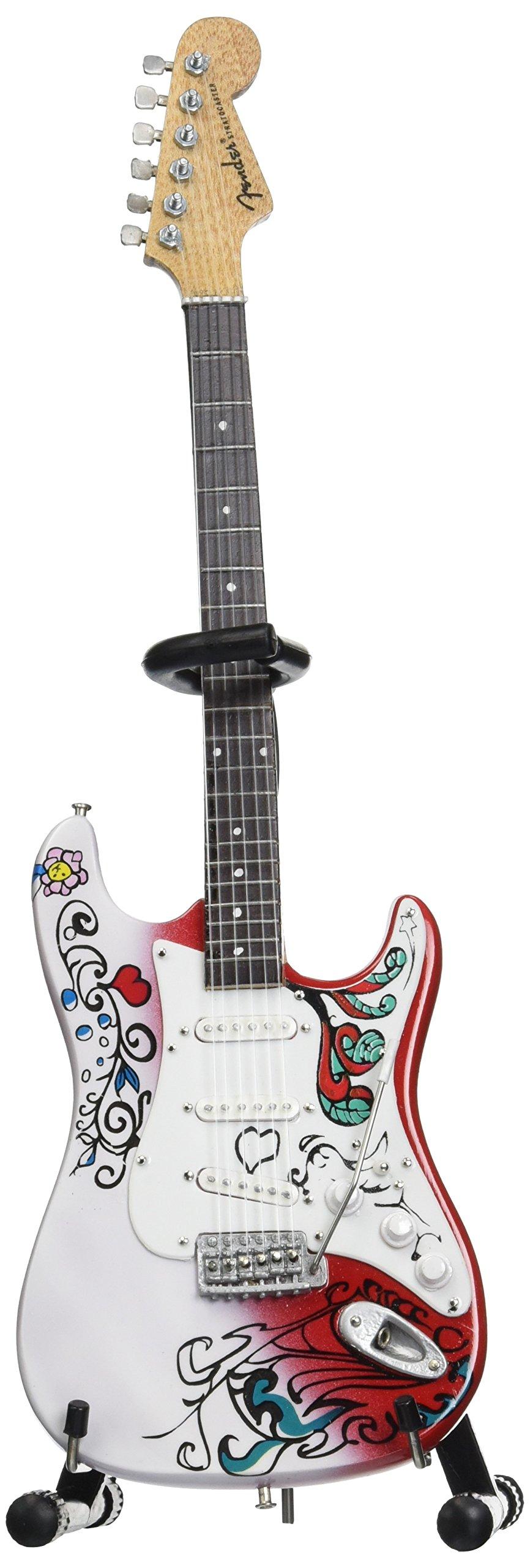 Axe Heaven JH-001 Jimi Hendrix Monterey Stratocaster Mini Replica Guitar by AXE HEAVEN