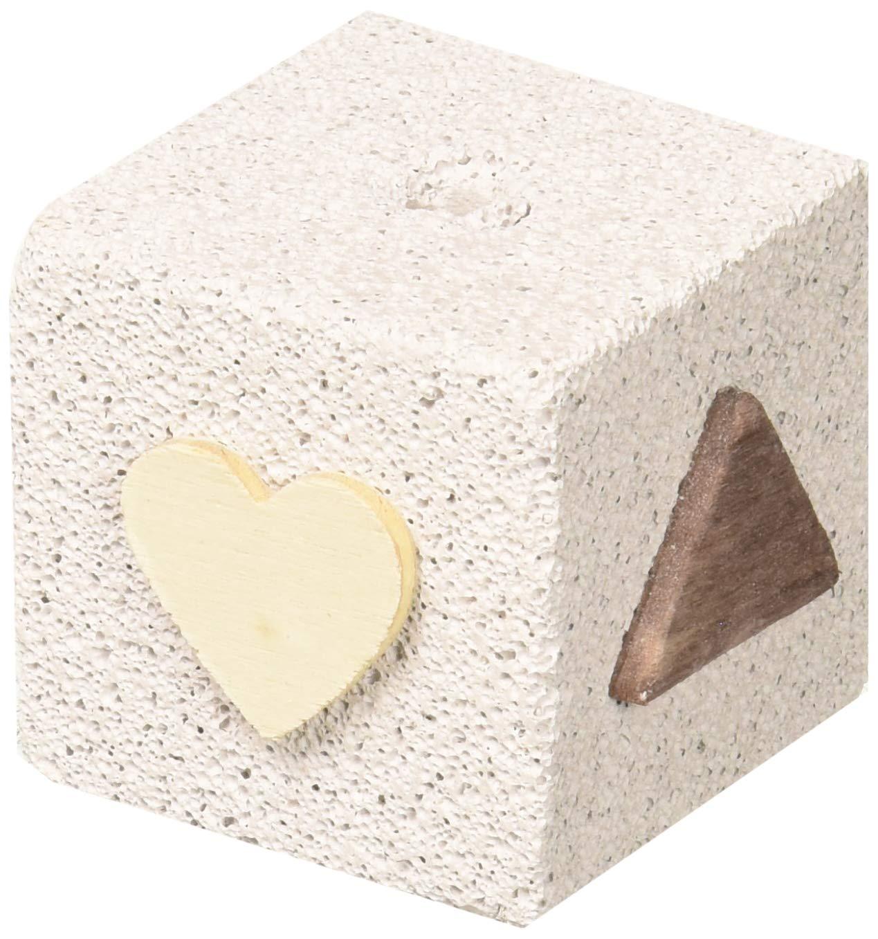 Kaytee Lava Block with Wood Chews, 4 pack