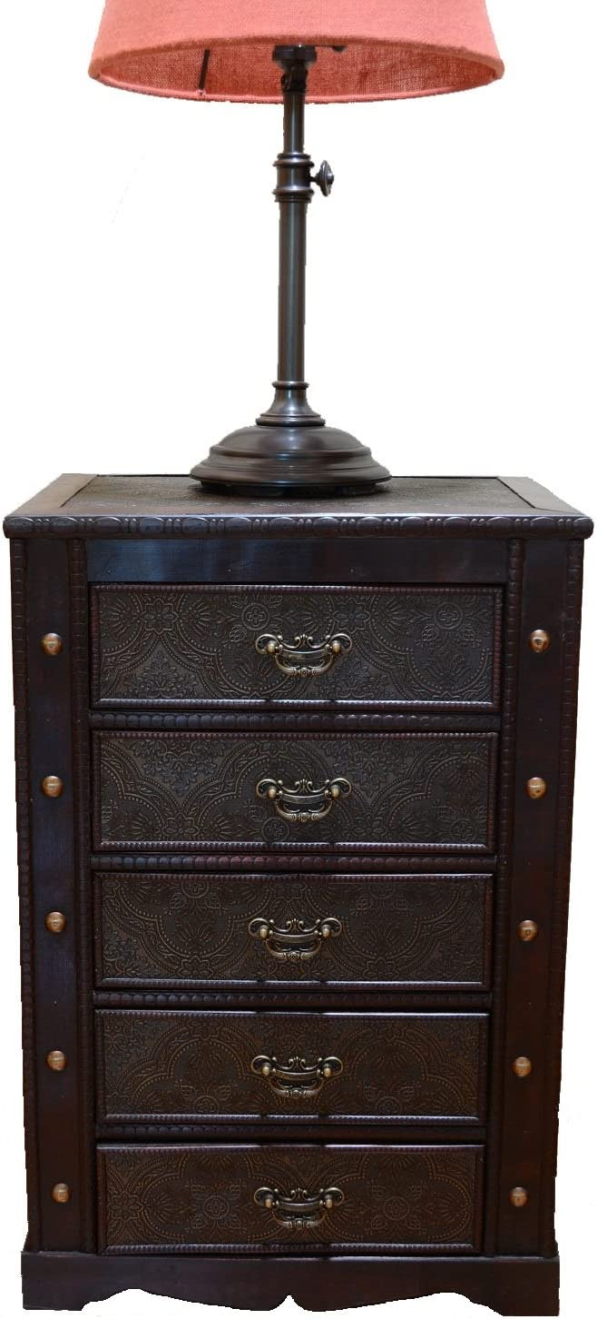 Decorative New England Night Stand