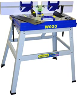 Charnwood w020 cast iron floorstanding router table amazon charnwood w020p floorstanding router table package deal keyboard keysfo Images