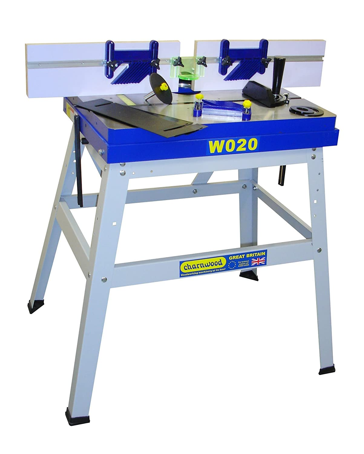 Charnwood w020 cast iron floorstanding router table amazon charnwood w020 cast iron floorstanding router table amazon diy tools greentooth Images