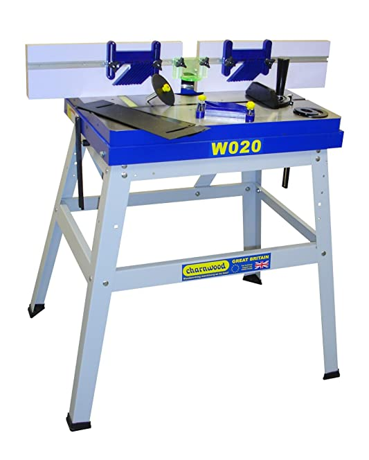 Charnwood w020 cast iron floorstanding router table amazon charnwood w020 cast iron floorstanding router table greentooth Images