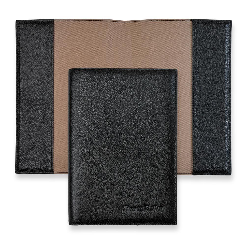 Levenger 5Year Journal Cover - Black (ADS9220 BK NM)