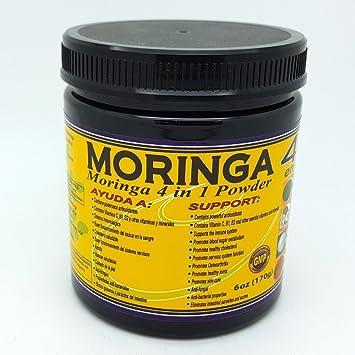 Moringa 4 in 1 Powder 6 oz