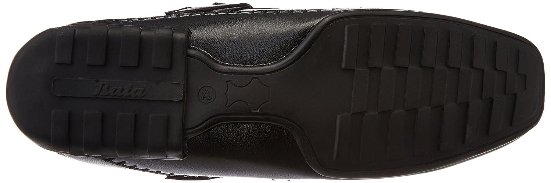 Buy BATA Men's Bonus Black Formal Shoes