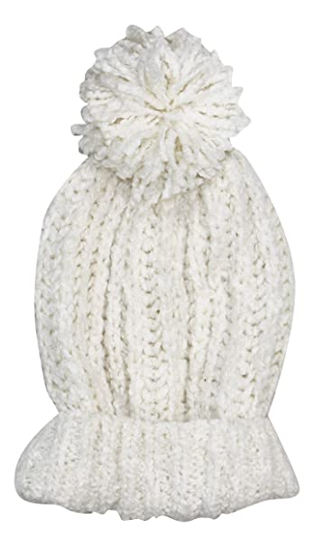 82534c8c2afd Marcus Adler Ultra-Soft Boucle Pom Pom Cuff Hat Beanie