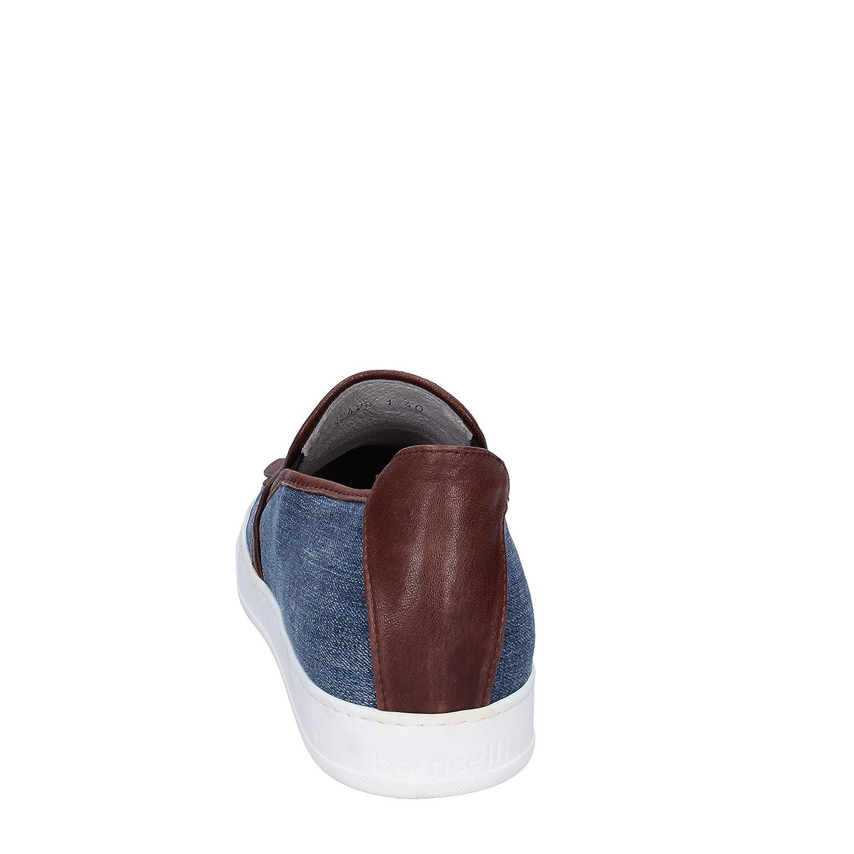 ROBERTO BOTTICELLI LIMITED Mocasines Hombre Textil Azul: Amazon.es: Zapatos y complementos