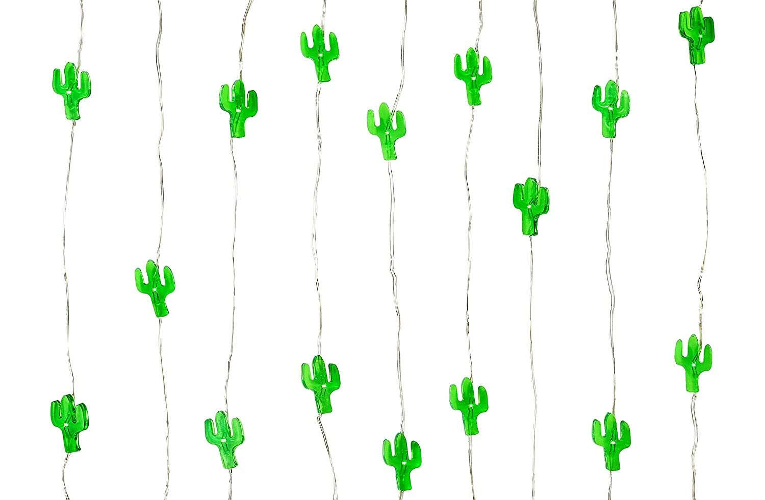 Talking Tables Cuban Fiesta Tropical Cactus Party String Lights