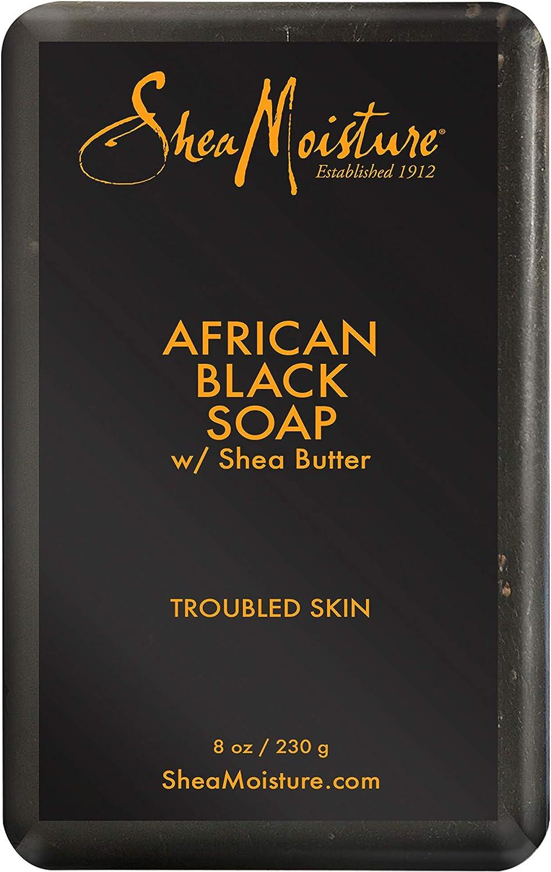 Shea Moisture Ab Bath & Body Bar Soap 230G/8Oz 230 ml