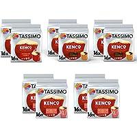 Tassimo Kenco Koffiepakket - Kenco Americano Smooth/Americano Grande/Pure Colombian Koffiecapsules T-Disc Cups - 10…
