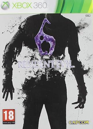 Capcom Resident Evil 6, Xbox 360 - Juego (Xbox 360): Amazon.es ...